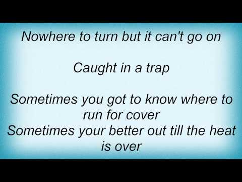 Electric Light Orchestra - Caught In A Trap Lyrics