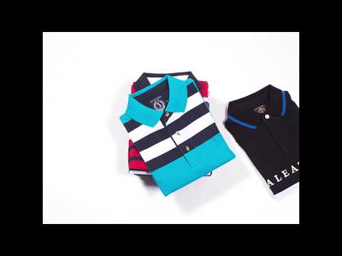 Camisa Polo Aleatory a partir de R$89
