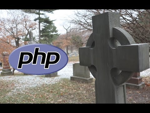 Is PHP Dead in 2019?