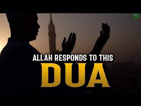 ALLAH RESPONDS IMMEDIATELY TO THIS SINNERS DUA