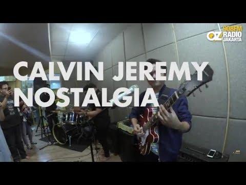 Calvin Jeremy - Nostalgia live on Live N Loud
