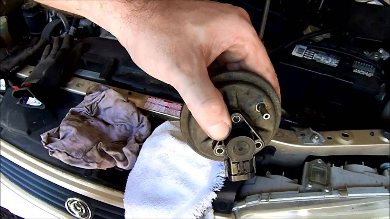 1995 Mazda 626 Egr Valve Replacement And Troubleshooting