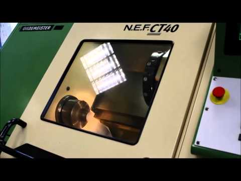 CNC Drehmaschine GILDEMEISTER CT 40