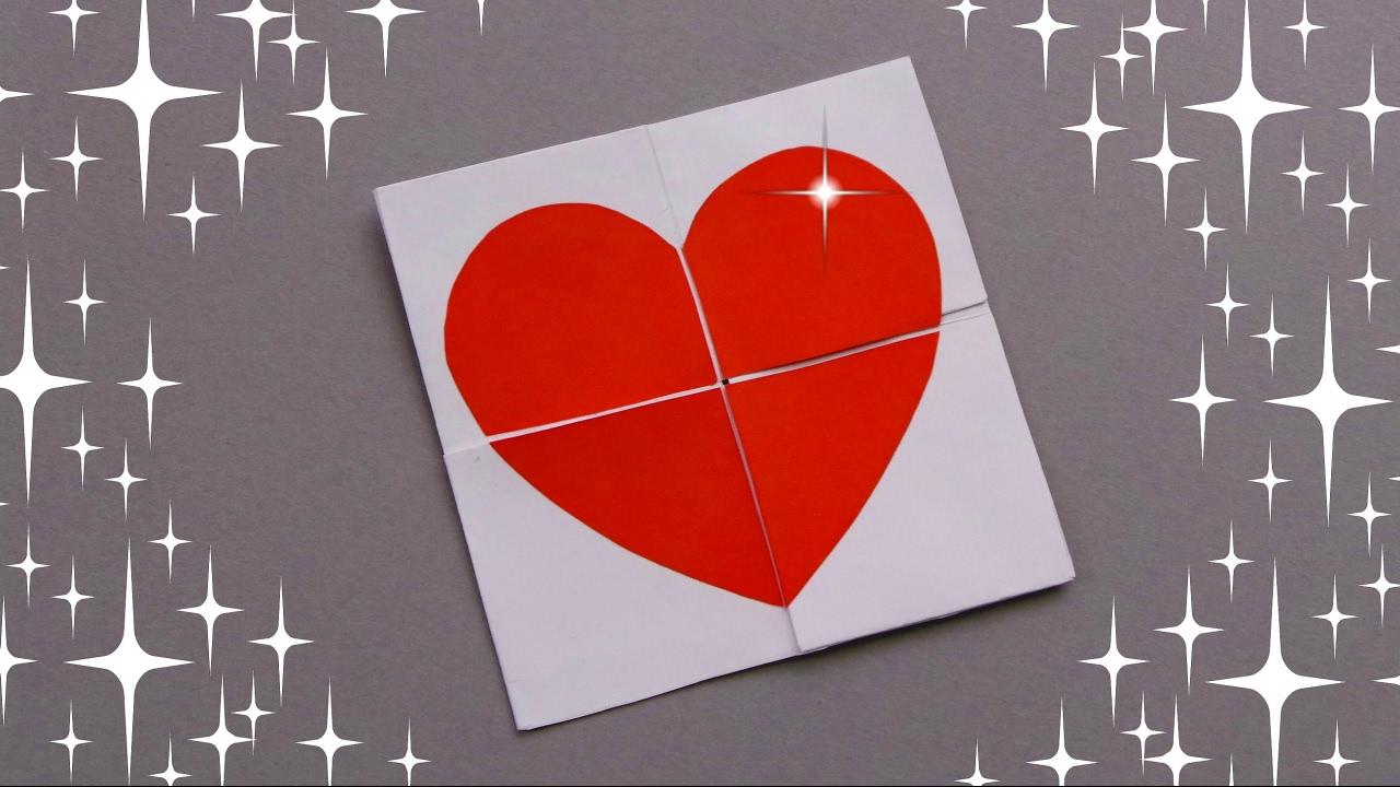 DIY  NEVER ENDING CARD ENDLESS CARD  EASY TUTORIAL  DIY CARDS