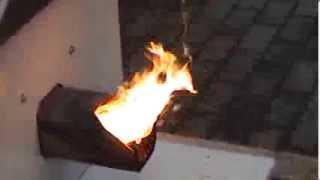 Rozpalanie palnika na pelet w kotle Q PELLET DUO Heiztechnik.Pokaz w firmie Disan w Milanówku