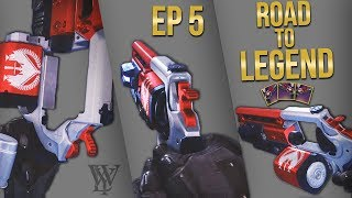 ROAD TO LEGEND (Not Forgotten) Ep. 5 | Destiny 2 PvP thumbnail