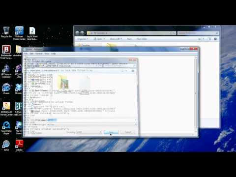How To Lock A Folder On Windows 7