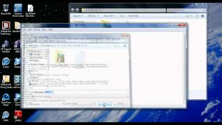 Here is how to lock a folder in Windows 7. It is a simple batch com...