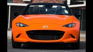 30th Anniversary Edition MX5