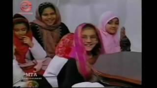 Clips from Urdu Class