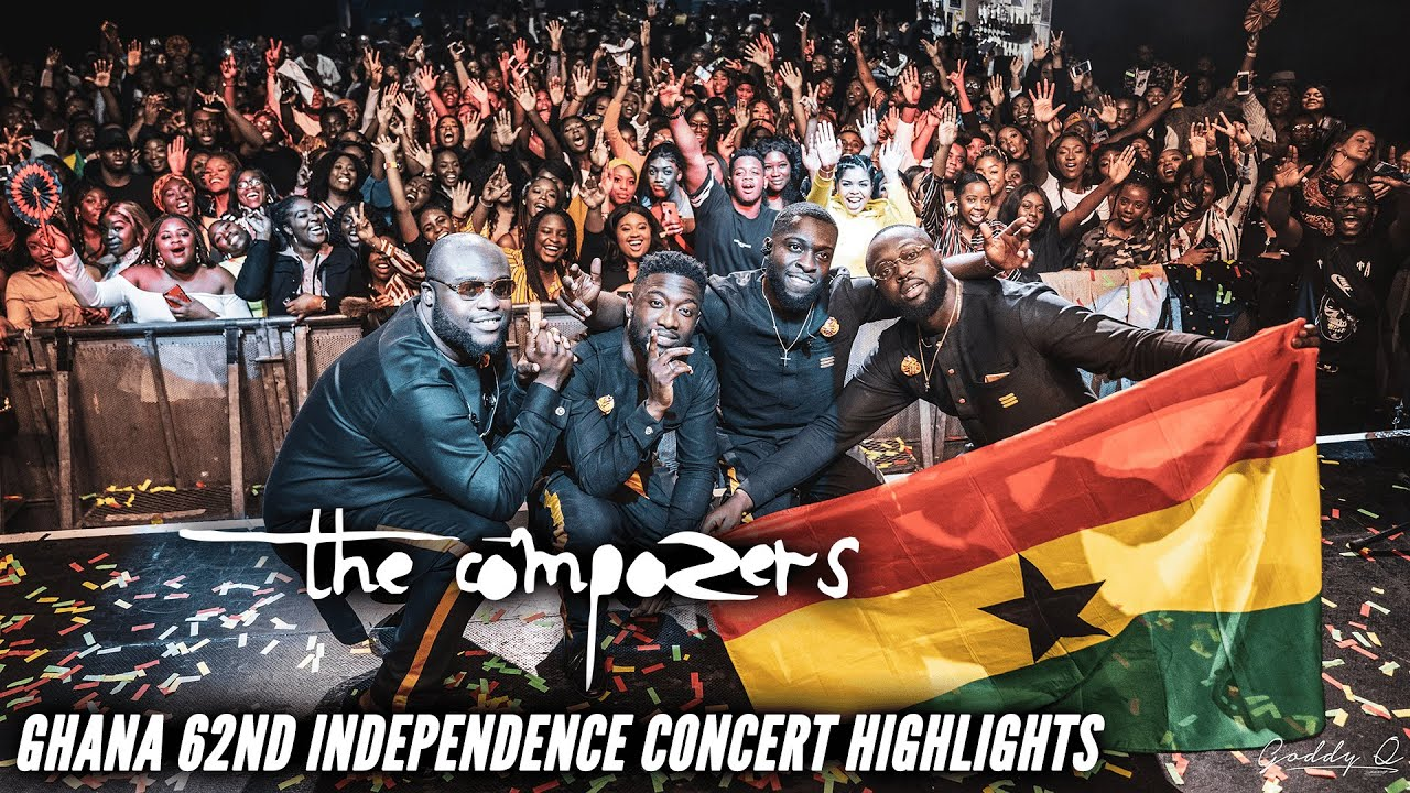The Compozers Ghana 62nd Independence Concert Highlights