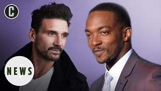 Anthony Mackie, Frank Grillo to Star in New Netflix Movie