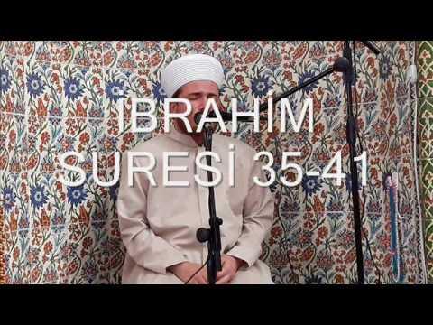 İBRAHİM SURESİ 35 41