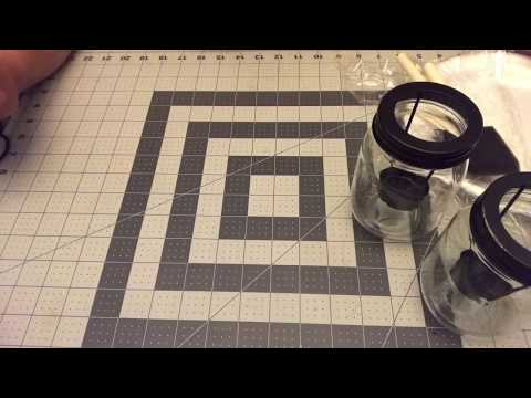 Dollar Tree Tea Light Mason Jar DIY June 25, 2017