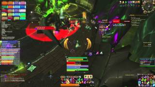 set sail for fail vs  Mannoroth Mythic, Demonology Warlock PoV - World #24