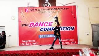 DAAKAD  SONG DANGAL AMIR KHAN  RAFTAAR SDR DANCE COMPETITION MEGA 2017