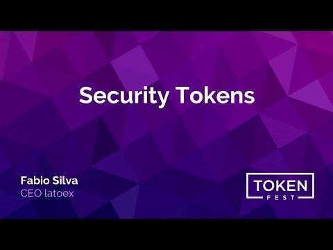 Fabio Silva - Security Tokens