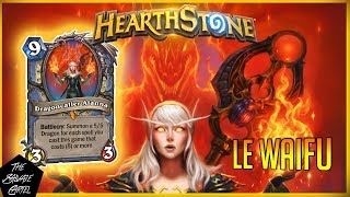 HEARTHSTONE: HANDING OUT Ls WITH LE WAIFU ALANNA!!