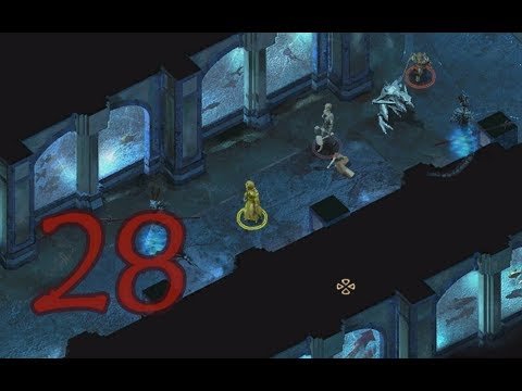 Icewind Dale Enhanced Edition - Evil, Part 28 - Frozen Temple |