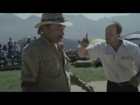 Funny Visit Switzerland Commercial Ad Two Australians enjoy The Alps Flag Waving Dancing and More