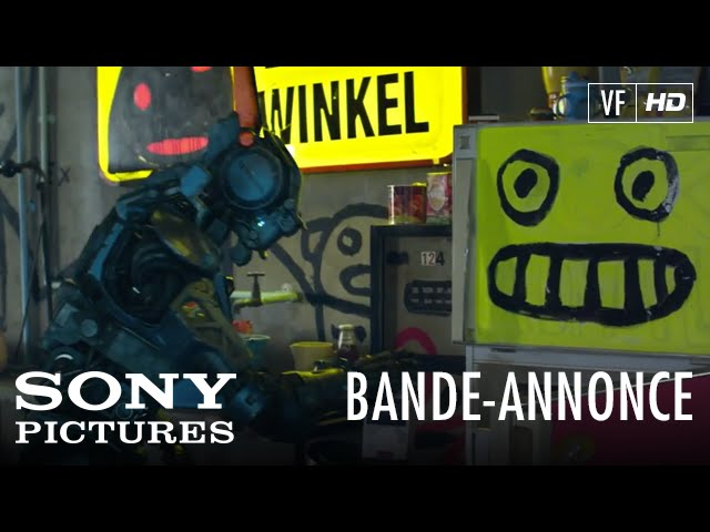 Chappie - Bande-Annonce - VF