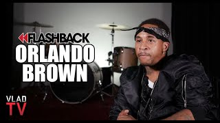 Orlando Brown's Infamous Interview on His Alleged Relationship w/ Raven Symone (Flashback)