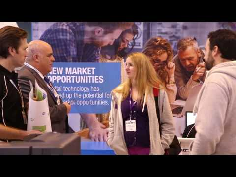 Konica Minolta at The Print Show 2016 Overview