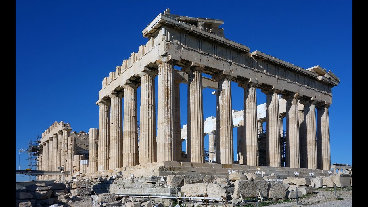 Ancient Greece Parthenon