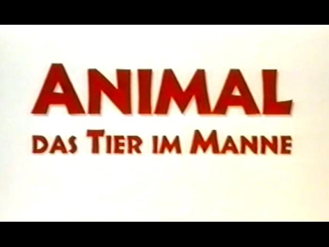 Animal - Das Tier im Manne - Trailer (2001)
