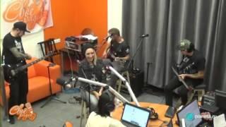 TRACKTOR BOWLING в программе Живые на Своём Радио 14 10 2015