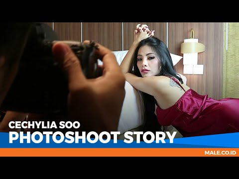 Model Paling Heboh! CECHYLIA SOO di Behind the Scenes Photoshoot - Male Indonesia thumbnail