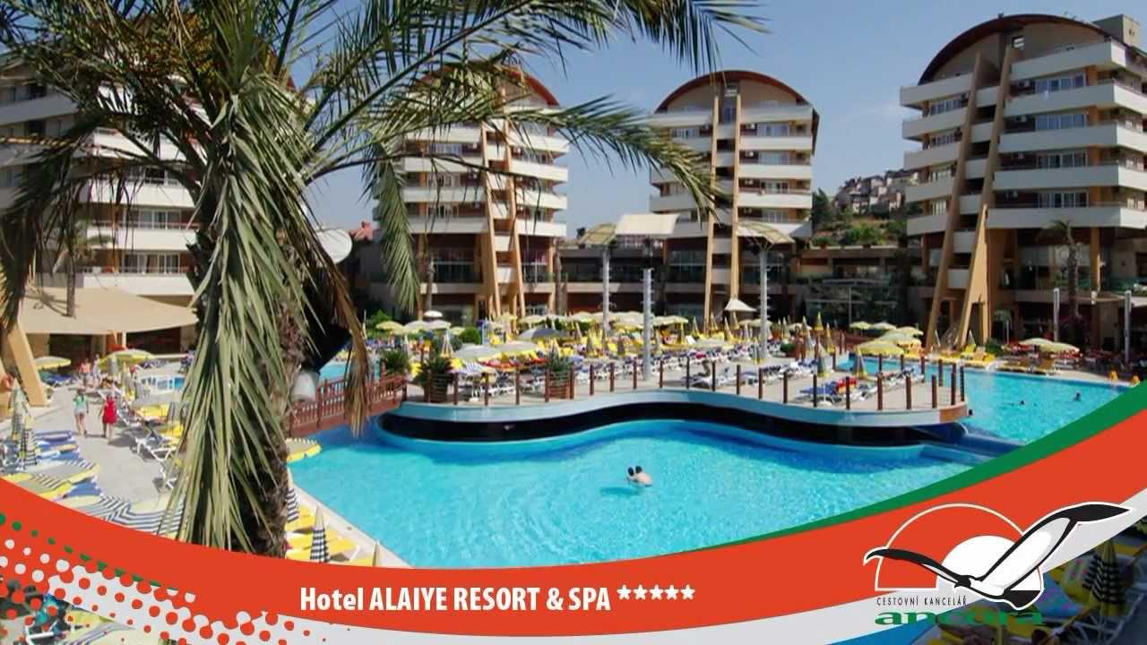 Hotel Alaiye Resort Spa Incekum Alanya Turkey Youtube