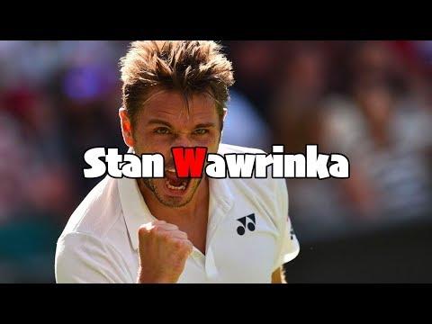 【テニス】ワウリンカの完全復活なるか!?BIG4相手にスゴ技連発!?【スーパープレイ】【神業】Stan Wawrinka Super Play vs BIG4
