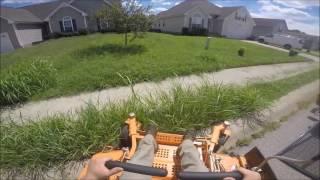 Front yard POV