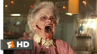 Legion 210 Movie CLIP - Granny39s Got Teeth 2010 HD