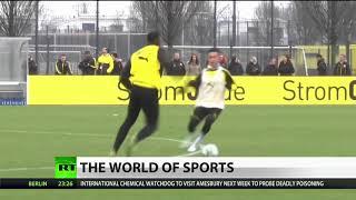 Usain Bolt To Join A-league Soccer Club