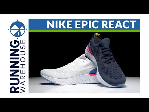 Nike Epic React Flyknit   First Look