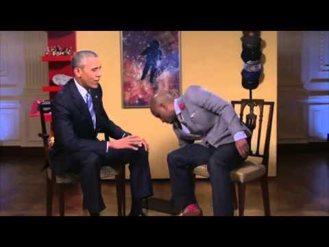 Barack Obama Weighs In On Drake Vs....