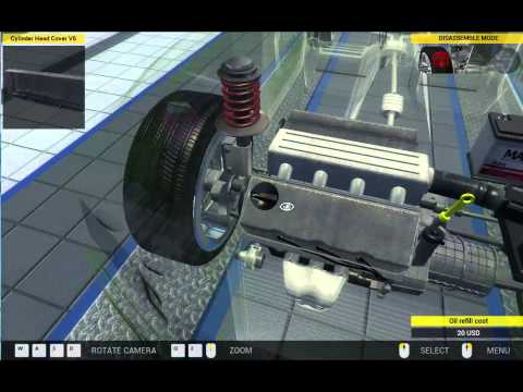 Car Mechanic Simulator 2014 (REPAIR ORDER INVOICE 36)