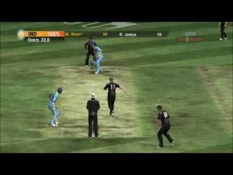 ICC Cricket World Cup 2015 Gaming Series  Pool A Match 27 New Zealand v India
