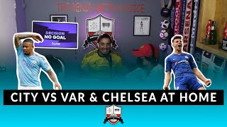 Premier League - City vs VAR and Lampard's home debut | The Benched