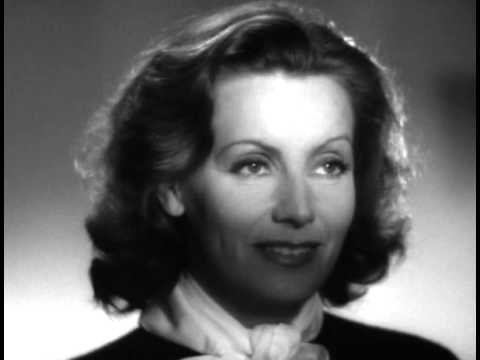 Greta Garbo - You'll never see me again Music by Abel Korzeniowski)