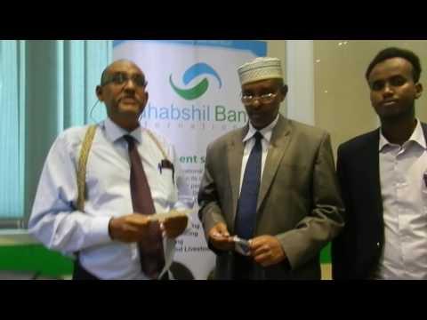 Dahabshil Bank international Donates cash to Braille Centre (SBC)