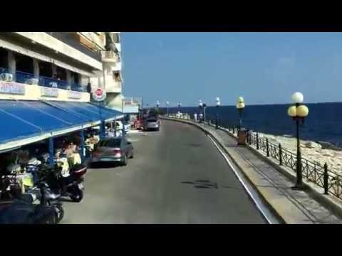 Port part 1- Drive though and expérience the Lovely Port Piraeus at Athens!