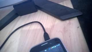 Бюджетный смартфон GoClever Quantum 2 400 за 63$  OTG поддерживает???