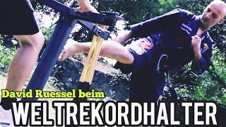"""3 Baseballschläger mit dem Lowkick - Der EXTREMTEST mit Meister Kerim """"WELTREKORDHALTER"""""""