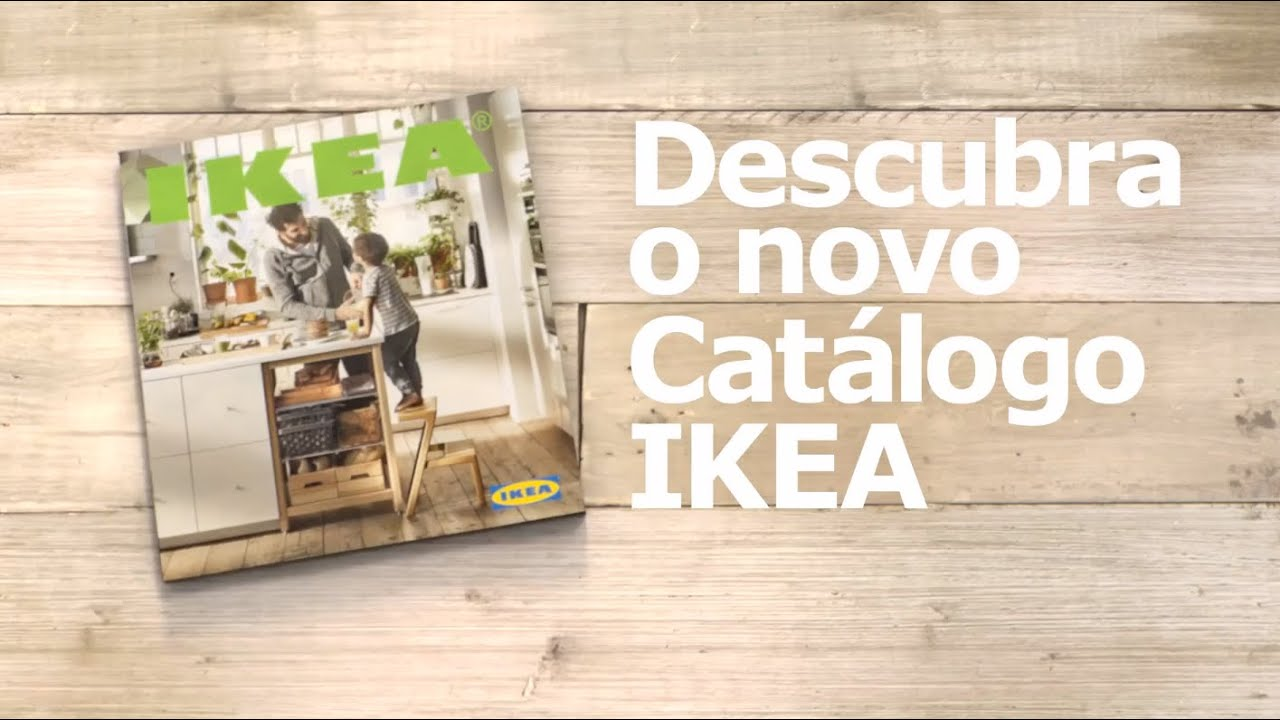 catlogo making of ikea portugal