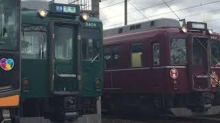 きんてつ鉄道まつり2019in五位堂 車両展示⑶