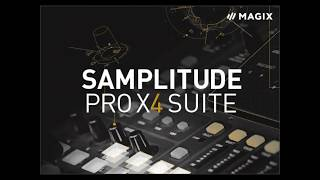 Samplitude Pro X4 New Features: The Plug-in Browser