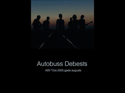 Autobuss Debesīs - 2005 Gada Augusts ASV Tūre
